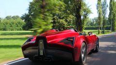 Spada Codatronca Monza: 55 nuove foto in HD - Immagine: 18