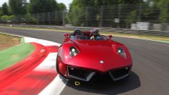 Spada Codatronca Monza: 55 nuove foto in HD - Immagine: 1