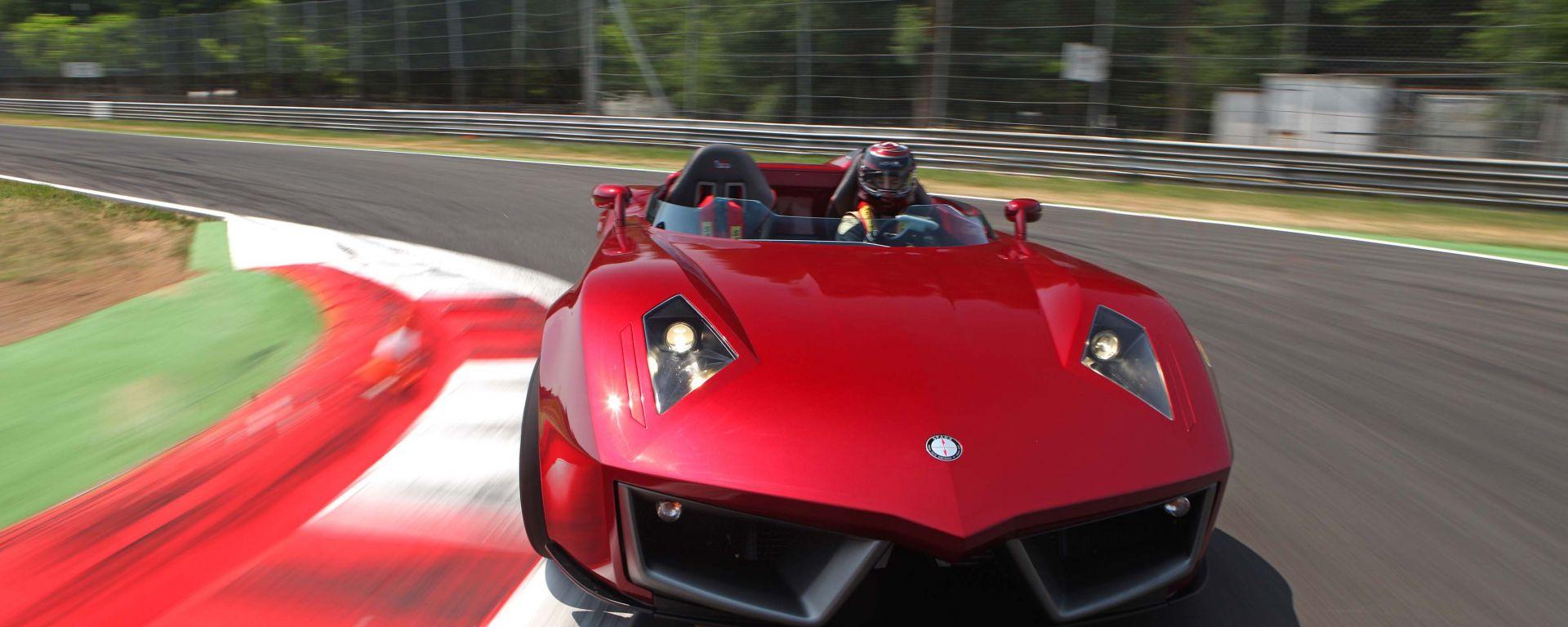 Spada Codatronca Monza: 55 nuove foto in HD
