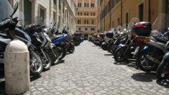 Meno moto a Madrid e Barcellona. Come funziona in Italia? - Immagine: 2