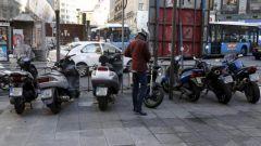 Meno moto a Madrid e Barcellona. Come funziona in Italia? - Immagine: 3