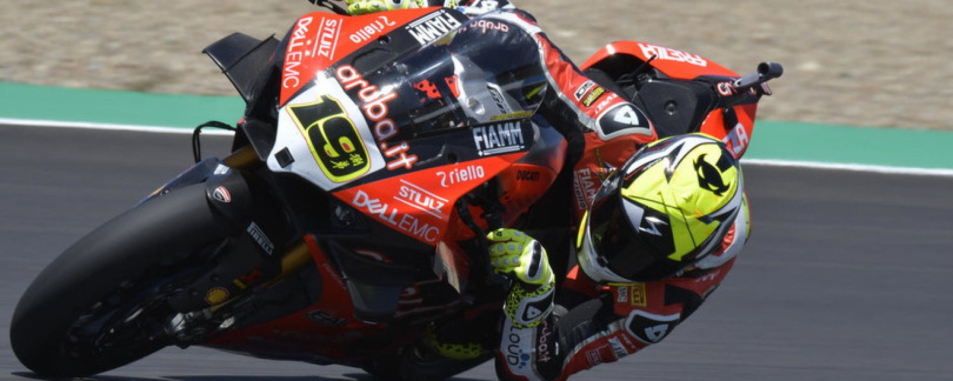 Spanish Round Superbike, Jerez, Alvaro Bautista (Ducati)