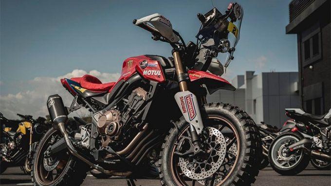 Special: la Honda CB650R