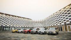 Speciale B-Suv: Citroen C3 Aircross, Hyundai Kona, Kia Stonic, Renault Captur, Seat Arona e Suzuki Vitara a confronto