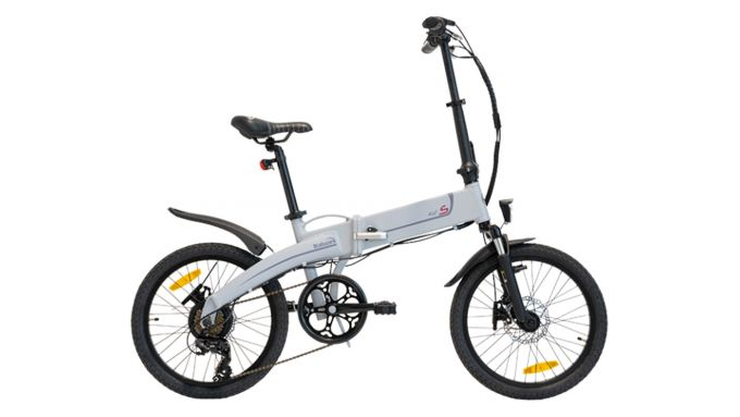 Speciale e-bike: Italwin K2 S