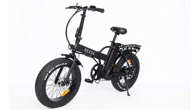 Speciale e-bike: Revoe Dirt VTC