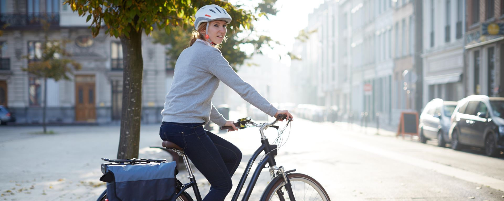 Speciale e-bike: una urban bike in città