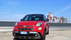 Fiat 500L 2017: Cross, Urban e Wagon a confronto - Immagine: 2