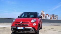 Fiat 500L 2017: Cross, Urban e Wagon a confronto - Immagine: 2
