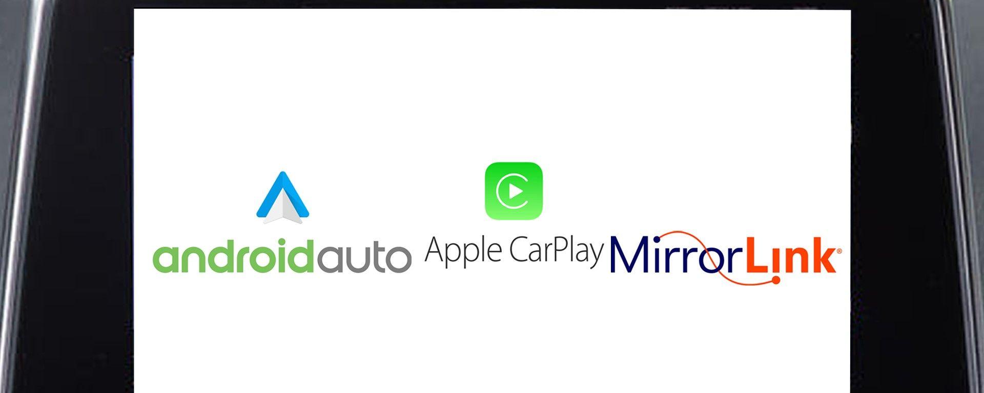 Speciale infotainment: come funzionano Apple CarPlay, Android Auto e MirroLink
