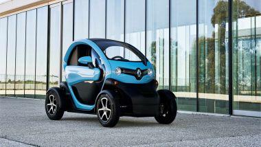 Speciale microcar elettriche 2021: Renault Twizy