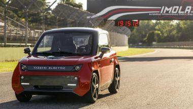 Speciale microcar elettriche 2021: Tazzari Zero