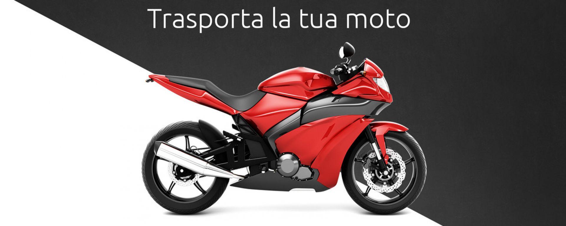 Spedingo: il trasporto moto per risparmiare fino al 70%