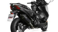 Speed Edge Slip On per Yamaha TMax 530
