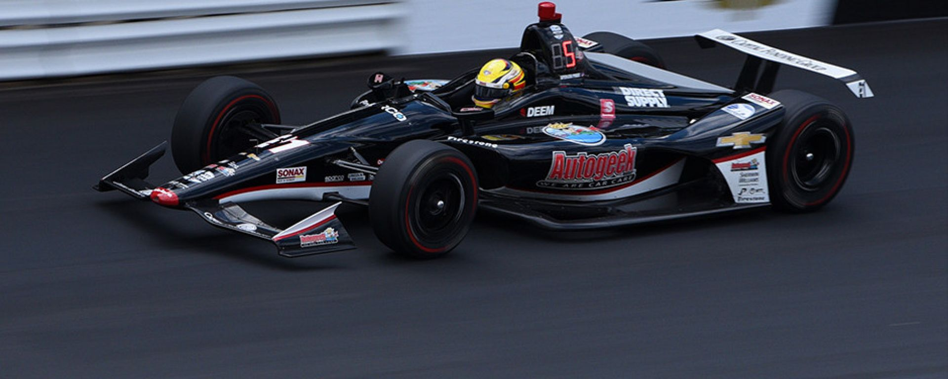 Spencer Pigot è il più veloce nel Day1 di qualifiche a Indianapolis. Oggi la Fast 9 per decidere le prime tre file