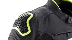 Spidi Evorider Leather con protettori Forcetech su spalle e gomiti