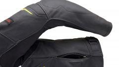 Spidi Evorider Leather: inserti in Flex Tenax nelle braccia per garantire la massima mobilità