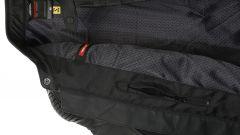 Spidi Evorider Leather: membrana impermeabile H2OUT e Thermo Liner indossabile autonomamente