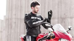 Spidi Evorider Leather: qualità e tecnologia da MotoGP - Immagine: 1