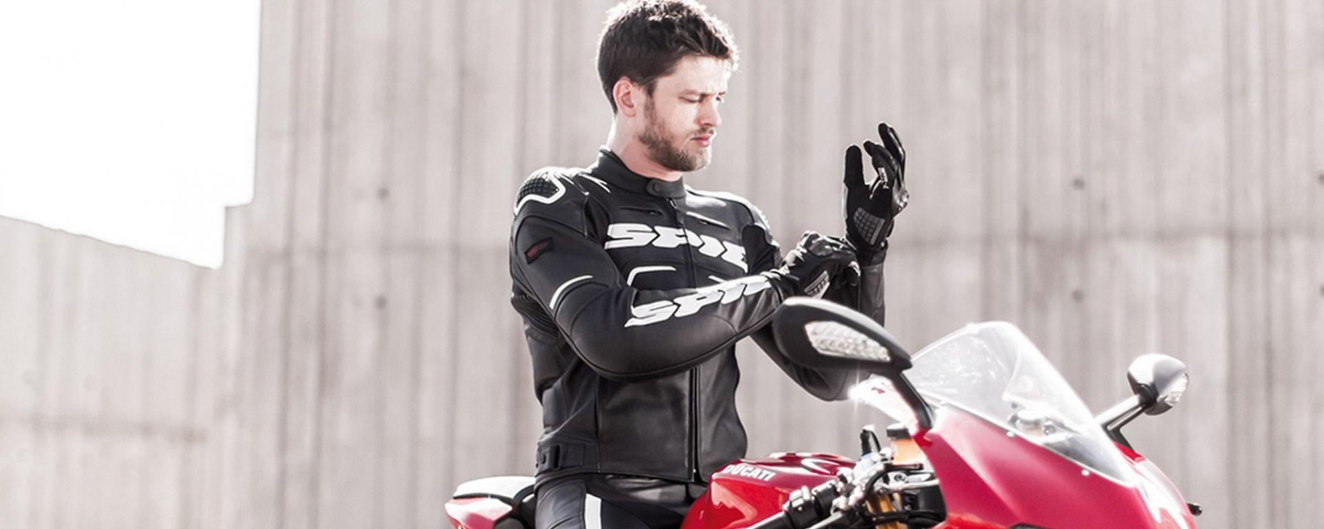 Spidi Evorider Leather: qualità e tecnologia da MotoGP