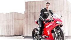 Spidi Evorider Leather: qualità e tecnologia da MotoGP - Immagine: 2