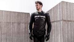 Spidi Evorider Leather: qualità e tecnologia da MotoGP - Immagine: 6