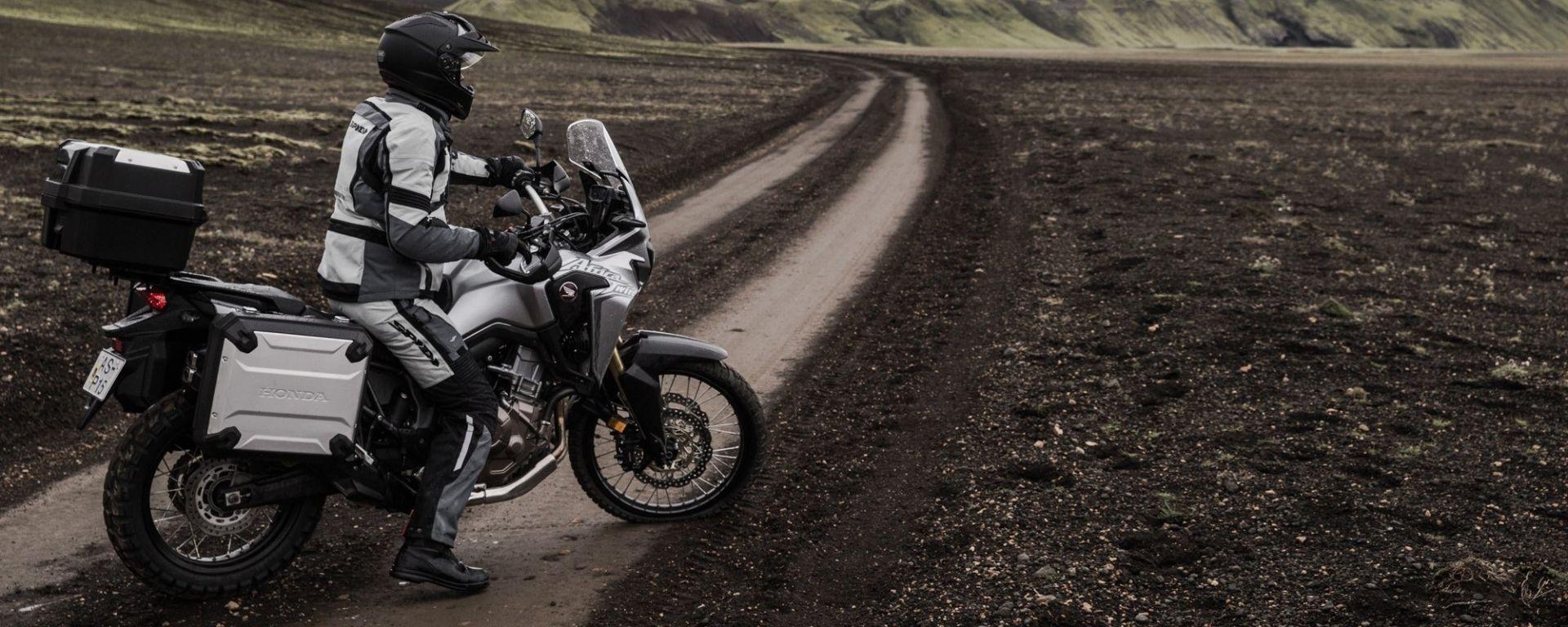 Spidi Globetracker: la giacca impermeabile per i viaggi in moto