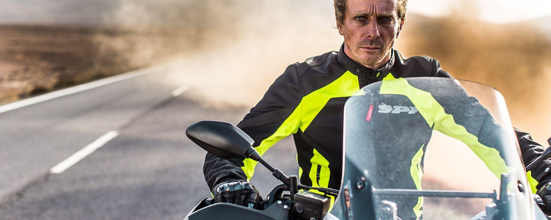 Spidi Netstream, la giacca per l'estate in moto
