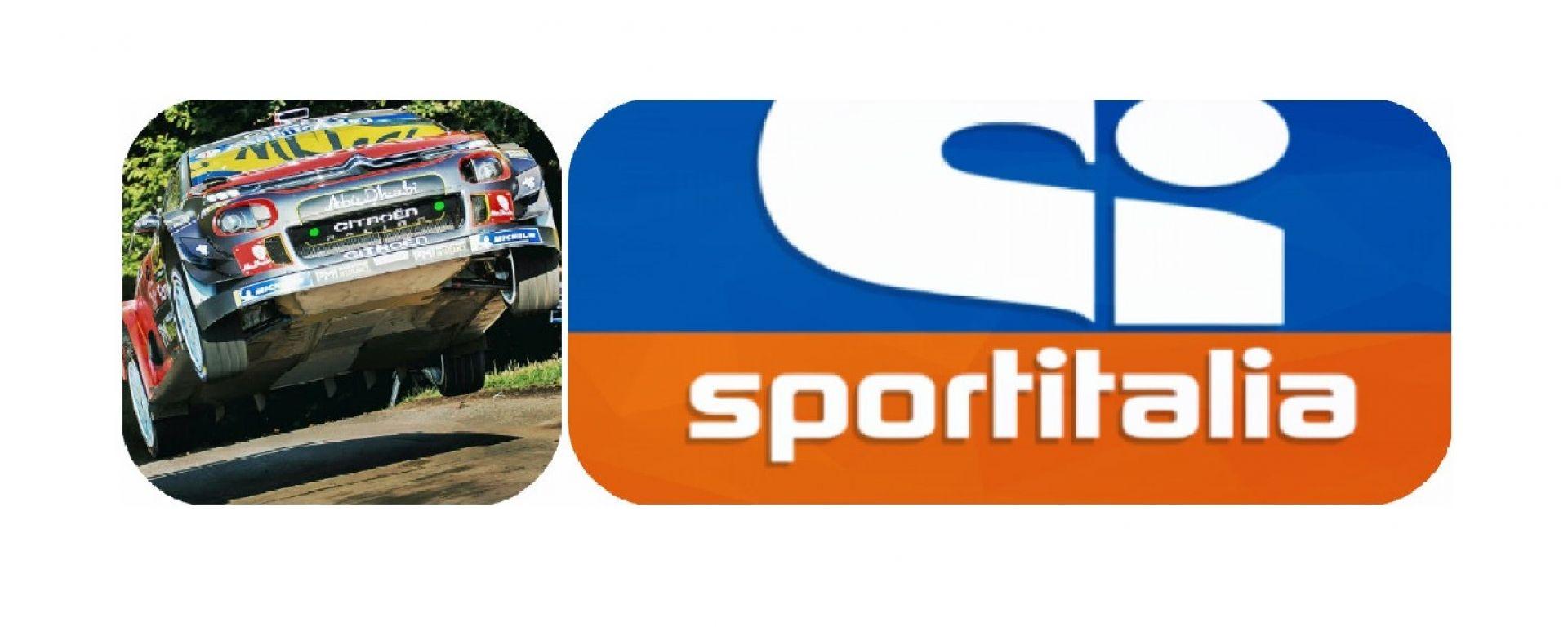 SportItalia TV apre le porte al grande rally con il format 'SI Motori-Speciale WRC'