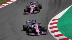 SportPesa Racing Point 2019, Sergio Perez vs Lance Stroll