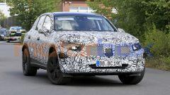 Spy shot della Mercedes GLC 2022