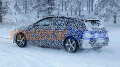 Spy shot della Nuova Peugeot 3008 2022