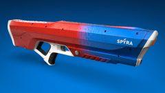Spyra One: il fucile ad acqua elettronico che carichi dalla presa USB