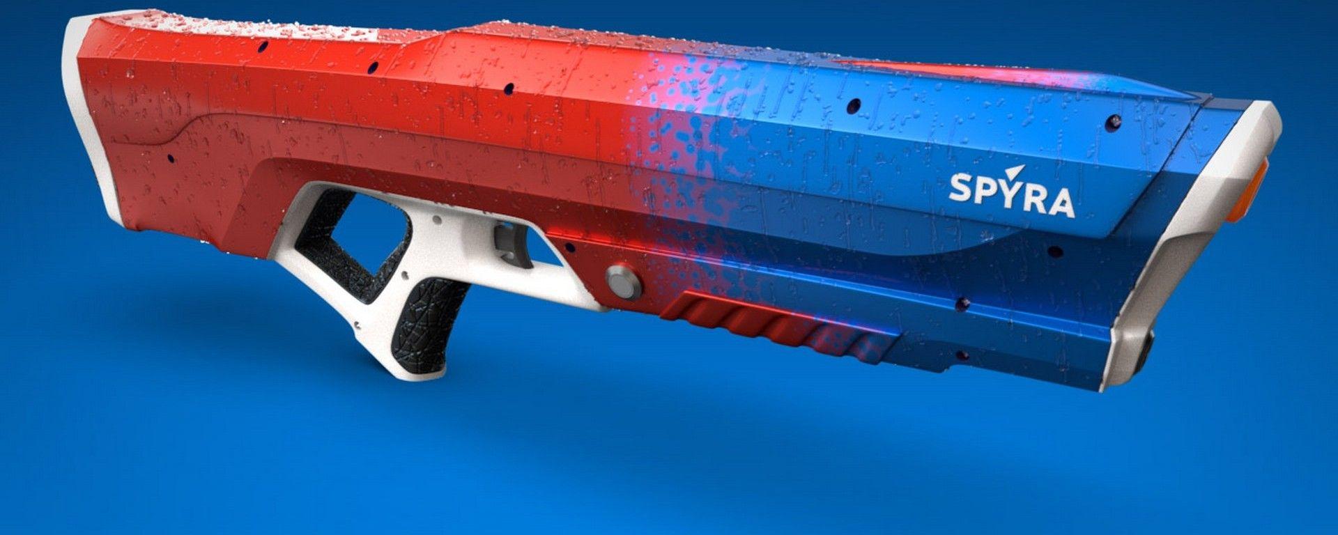 Spyra One: il fucile ad acqua elettronico