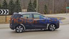 Spyshot: la Chevrolet Bolt EUV 2021