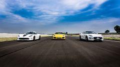 Video: Viper vs 911 Turbo vs F-Type R - Immagine: 11