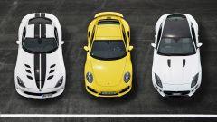 Video: Viper vs 911 Turbo vs F-Type R - Immagine: 13