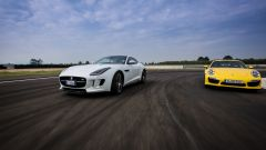 Video: Viper vs 911 Turbo vs F-Type R - Immagine: 10