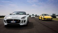 Video: Viper vs 911 Turbo vs F-Type R - Immagine: 9