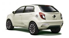 SsangYong KEV-2 concept  - Immagine: 2