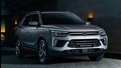Ssangyong Korando 2019: a Ginevra sfida la Nissan Qashqai - Immagine: 4