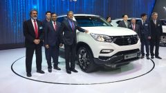 SsangYong Rexton G4 il debutto live