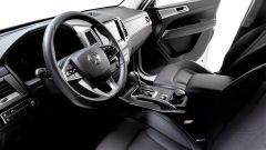 Ssangyong Rexton Sports: dettaglio del volante