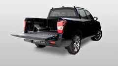 Ssangyong Rexton Sports: il nuovo pick-up coreano