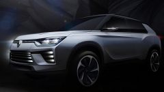 SsangYong SIV-2, i primi teaser - Immagine: 1
