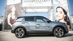 SSangYong sponsor ufficiale Miss Italia 2019