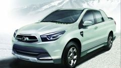 SsangYong SUT1 concept - Immagine: 1