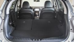 SsangYong Tivoli: a sedili reclinati si liberano 1.211 litri di spazio utile