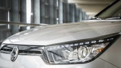 SsangYong Tivoli: ecco perché la piccola SUV ha stile. Guarda il video - Immagine: 39
