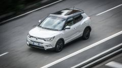 SsangYong Tivoli: ecco perché la piccola SUV ha stile. Guarda il video - Immagine: 53